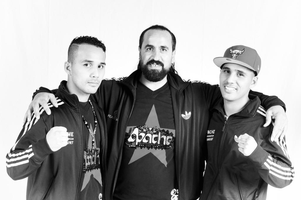 Geschäftsführer Apache Fight Club Frankfurt (Interview)