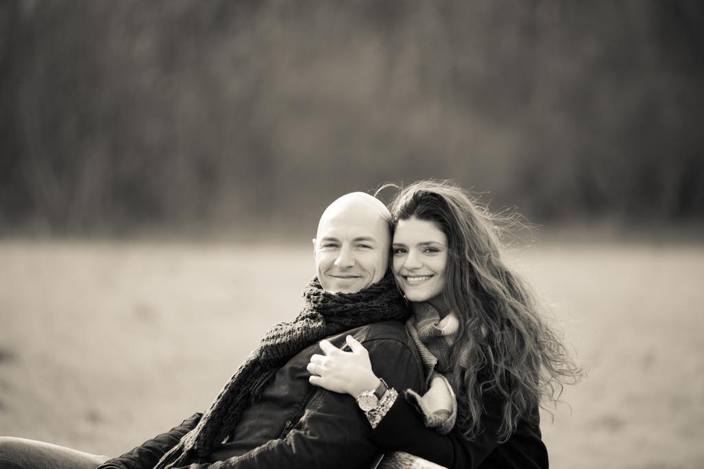 Sandra und Marcin (Originalauszug aus WhatsApp)